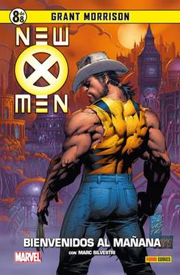 Coleccionable New X-Men #8