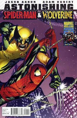 Astonishing: Spider-Man & Wolverine