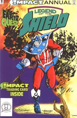 Legend of the Shield Annual