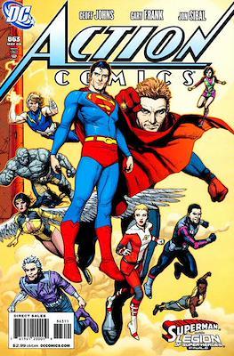 Action Comics Vol. 1 (1938-2011; 2016-) (Comic Book) #863