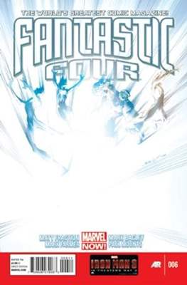 Fantastic Four Vol. 4 (Comic Book) #6