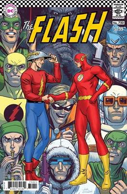 The Flash Vol. 5 (2016- Variant Cover) (Comic Book) #750.5