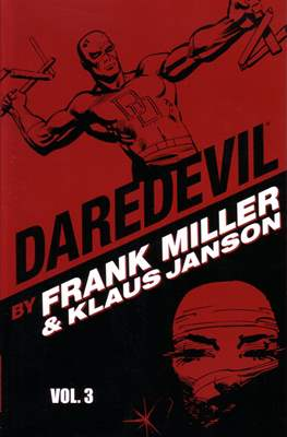 Daredevil by Frank Miller & Klaus Janson (Softcover 336 pp) #3