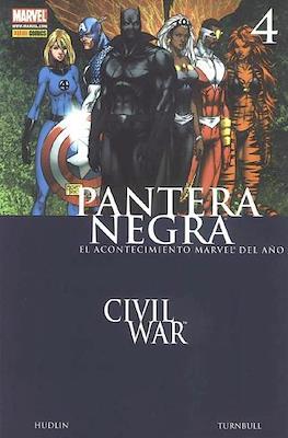 Pantera Negra Vol. 1 (2007-2009) (Rústica.) #4