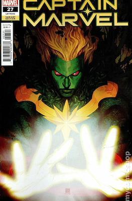 Captain Marvel Vol. 10 (2019- Variant Cover) #27