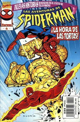 Las aventuras de Spiderman (Grapa 24 pp) #6