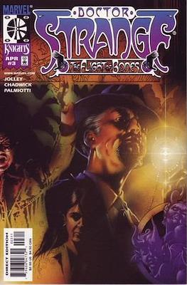 Doctor Strange: The Flight of Bones (Comic Book) #3