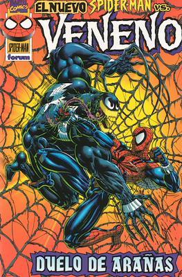 El nuevo Spider-Man vs. Veneno: duelo de arañas