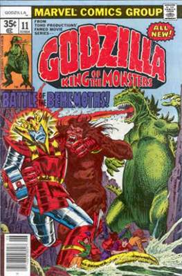 Godzilla King of the Monsters #11