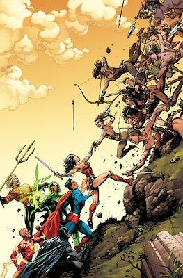 Liga de la Justicia. Nuevo Universo DC / Renacimiento (Grapa) #107/29