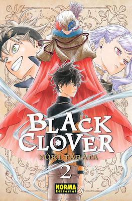 Black Clover (Rústica con sobrecubierta) #2