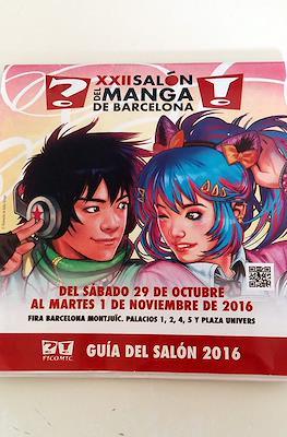 Catálogo / Guía del Salón del Manga de Barcelona #22