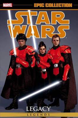 Star Wars Legends Epic Collection (Softcover) #10
