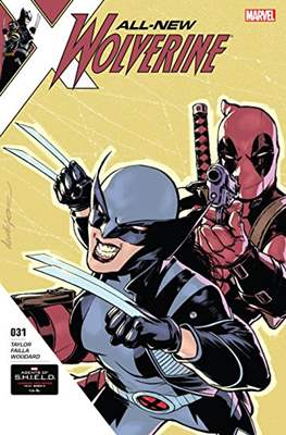 All-New Wolverine (2016-) (Comic book) #31