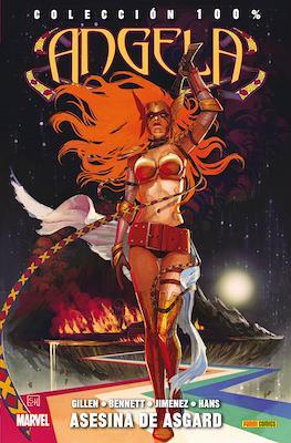 Angela. 100% Marvel (Rústica con solapas, 136 pp) #1