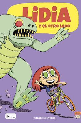 Lidia y el otro lado (Rústica 56 pp) #1
