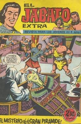 El Jabato extra (Grapa,) #4