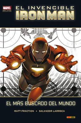 El Invencible Iron Man. Marvel Deluxe (Cartoné 208 pp) #2