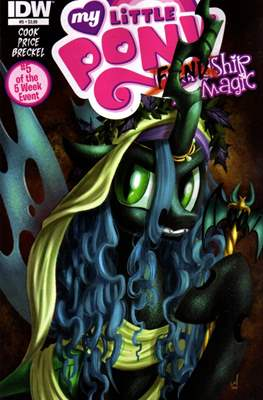 My Little Pony: Fiendship is Magic #5