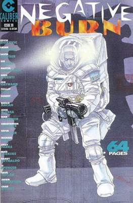 Negative Burn (1993-1997) (Comic Book 24 pp) #39