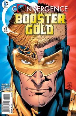 Convergence Booster Gold (2015) (Comic Book) #1