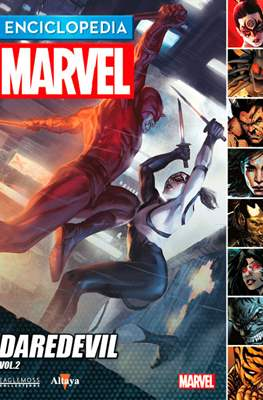 Enciclopedia Marvel (Cartoné) #16