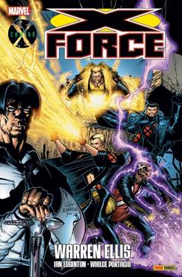 Contra-X: X-Force (2015)