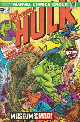 The Incredible Hulk Vol. 1 (1962-1999) (Comic Book) #198