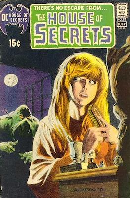 The House of Secrets (Grapa) #92