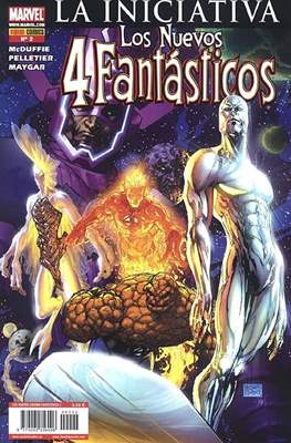 Los 4 Fantásticos / Los Cuatro Fantásticos Vol. 7 (2008-) (Grapa 24-48 pp) #2