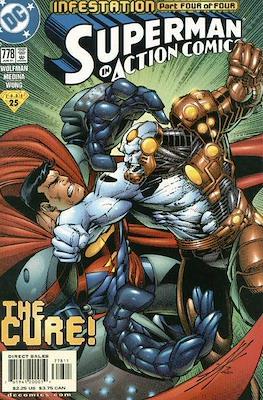 Action Comics Vol. 1 (1938-2011; 2016-) (Comic Book) #778