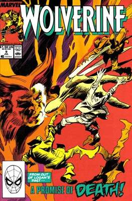 Wolverine (1988-2003) (Comic Book) #9