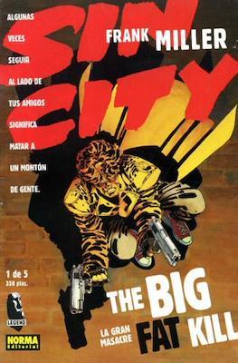 Sin City. La gran masacre (Grapa) #1