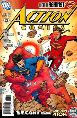 Action Comics Vol. 1 (1938-2011; 2016-) #886