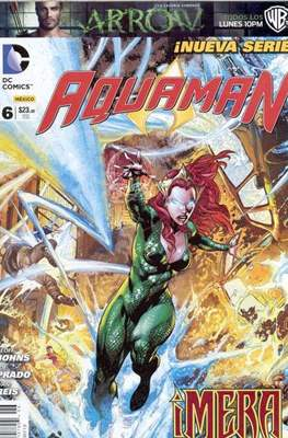 Aquaman (Grapa) #6