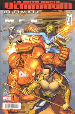 Ultimate X-Men Vol. 2 (2006-2009) (Rústica 48 pp) #21