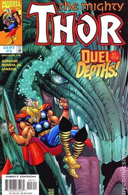 The Mighty Thor (1998-2004) #3