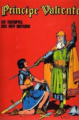 Príncipe Valiente (Recopilatorio. Cartoné 240 pp) #1