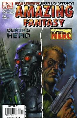 Amazing Fantasy Vol 2 (2004-2005) (Comic Book 48 pp) #18