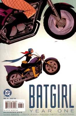 Batgirl: Year One (Comic Book) #6