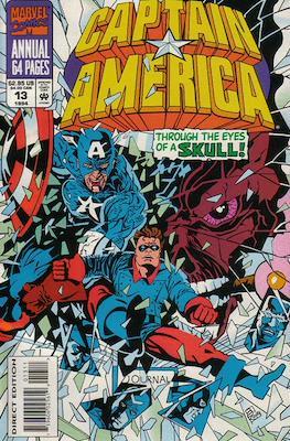 Captain America Vol. 1 Annual (1971-1994) #13
