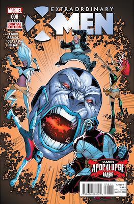 Extraordinary X-Men (Comic-book) #8