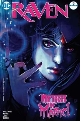 Raven (2016-2017) (Comic-book) #5