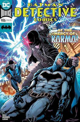 Detective Comics Vol. 1 (1937-2011; 2016-) (Comic Book) #986
