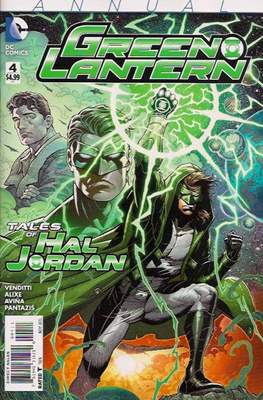 Green Lantern Vol. 5 Annual (2012-2015) #4