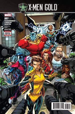X-Men Gold (Grapa) #7