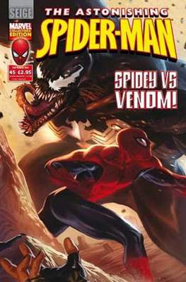 The Astonishing Spider-Man Vol. 3 (Comic Book) #45