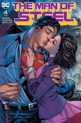 The Man of Steel Vol. 2 (2018) #4