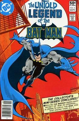 The Untold Legend of the BatMan (Grapa) #3