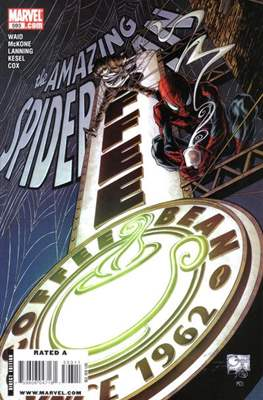 The Amazing Spider-Man Vol. 2 (1999-2014) (Comic-Book) #593